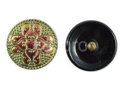 Guzik szklany nr223 - 31.5 mm
