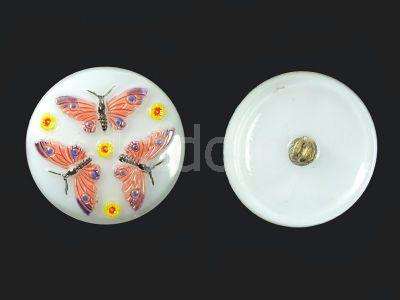 Guzik szklany nr224 - 27 mm