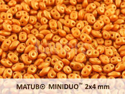 miniDUO 2x4mm Gold Shine Minium - 5 g