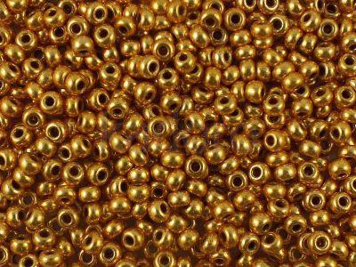PRECIOSA Rocaille 6o-Gold - 50 g