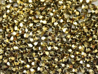 FP 3mm Yellow Gold - Crystal - 25 g