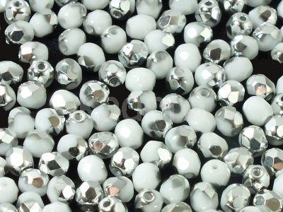 FP 4mm Silver 1/2 White - 50 g