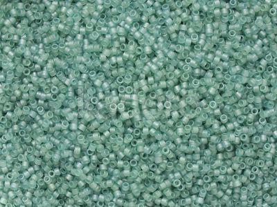 Miyuki Delica DB0385 Matte Sea Glass Green - 5 g