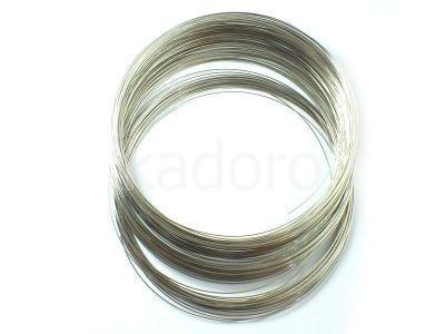 Stalowy drut pamięciowy obroża - 10 żeberek