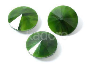 MATUBO Rivoli 16 mm Green Pearl - 1 sztuka
