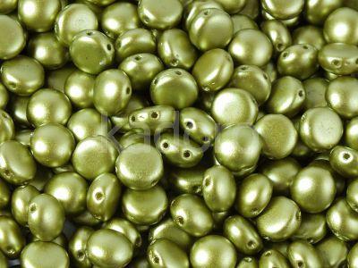 Candy 8mm Pastel Lime - 10 sztuk