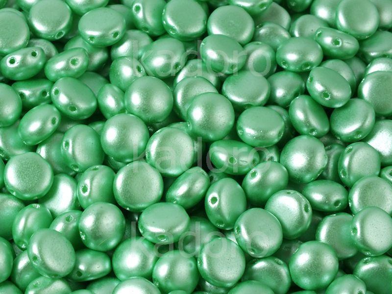 Candy 8mm Pastel Lt Green - 10 sztuk