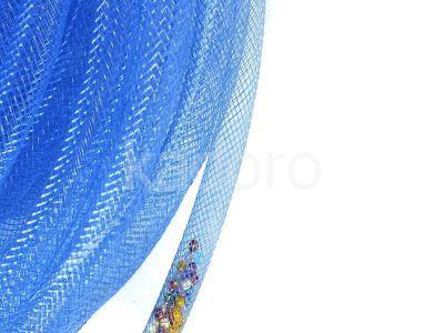 Siatka jubilerska szafirowa 4 mm - 1 metr