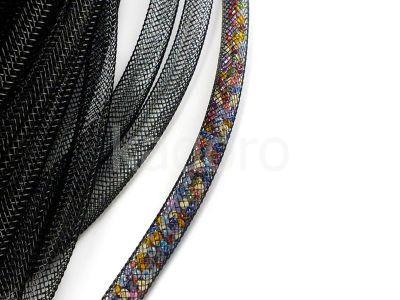 Siatka jubilerska czarna 4 mm - 1 metr