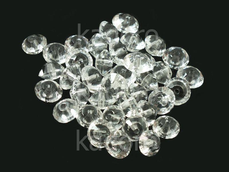 FP Rivoli Crystal 4x7 mm - 10 sztuk