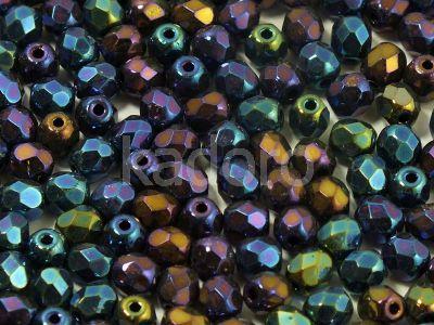 FP 4mm Iris Rainbow - 40 sztuk