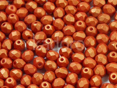 FP 4mm Gold Shine Orange - 50 g