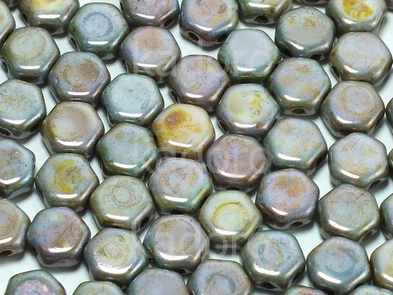 Honeycomb Chalk Lazure Blue - 100 g