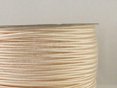 Sutasz chiński beżowo-różowy 3.2 mm - szpulka 50 m