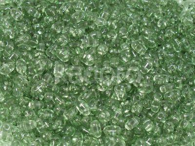 Twin 2.5x5mm Crystal Olive Solgel - 10 g
