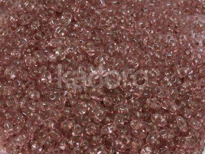 Twin 2.5x5mm Crystal Smokey Lilac Solgel - 10 g