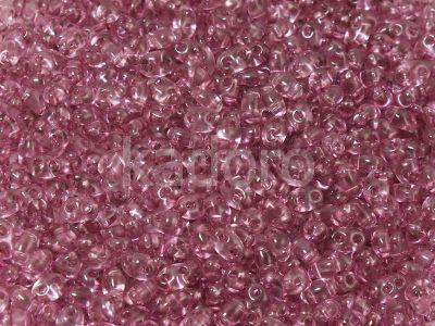 Twin 2.5x5mm Crystal Amethyst Solgel - 50 g