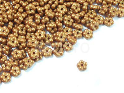 Forget-me-not 5mm Gold Shine Brownish Red - 5 g