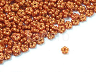 Forget-me-not 5mm Gold Shine Orange - 5 g