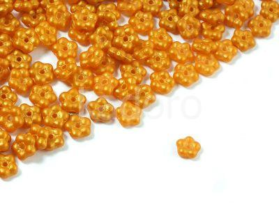 Forget-me-not 5mm Gold Shine Minium - 5 g