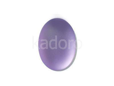 Kaboszon Lunasoft Lavender owal 25x18 mm - 1 sztuka