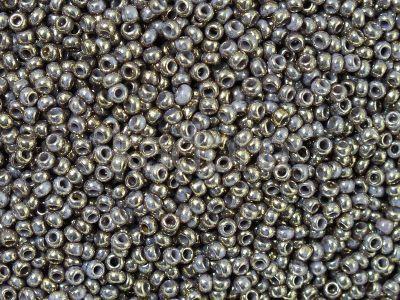 TOHO Round 11o-1704 Gilded Marble Lavender - 10 g