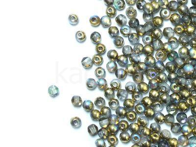 Round Beads Crystal Golden Rainbow 3 mm - opakowanie