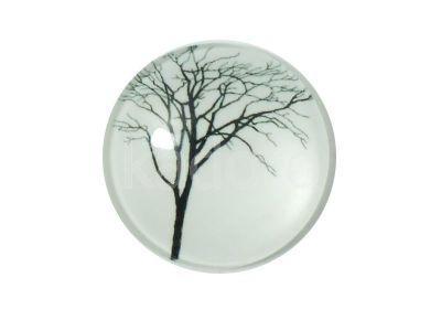 Kaboszon drzewo XXV 25 mm - 1 sztuka