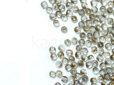 Round Beads Crystal Valentinite 3 mm - opakowanie