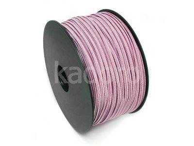 Sutasz włoski acetat Dusty Lavender 2.5 mm - 1 m