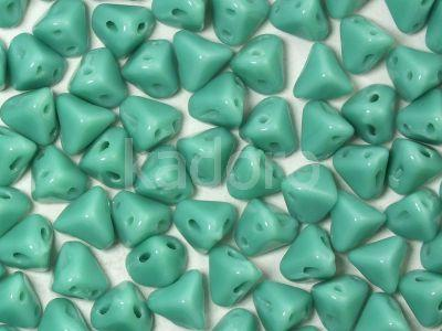 Super-Kheops par Puca Opaque Green Turquoise - 5 g