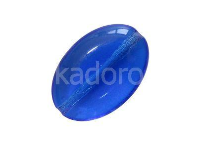 Oval Sapphire 16x11 mm - 4 sztuki
