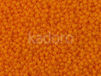 PRECIOSA Rocaille 10o-Opaque Lt Orange - 50 g