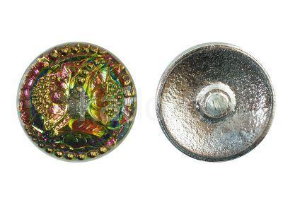 Guzik szklany nr286 - 27 mm