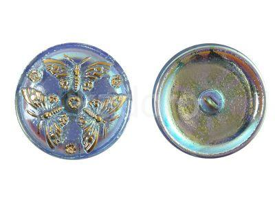 Guzik szklany nr288 - 27 mm