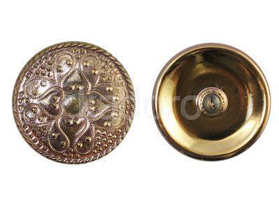 Guzik szklany nr294 - 31.5 mm