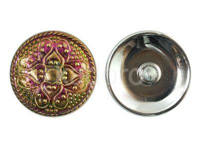 Guzik szklany nr296 - 31.5 mm