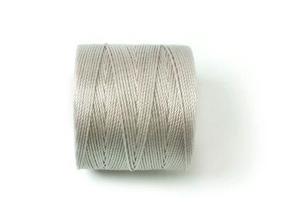 SuperLon Light Grey (Oyster) Micro Cord Tex 70 - szpulka