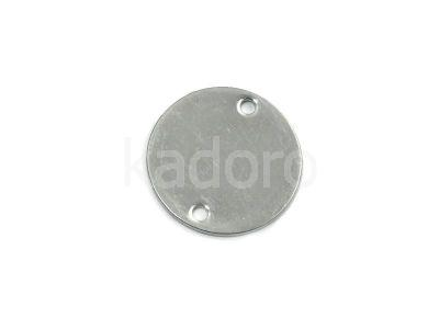 Łącznik stalowy do grawerowania 16 mm - 1 sztuka