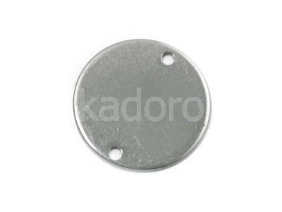 Łącznik stalowy do grawerowania 20 mm - 1 sztuka