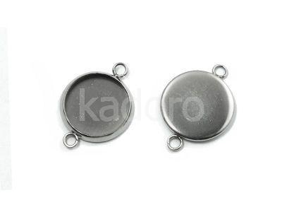 Baza stalowa łącznik do kaboszonu 12 mm - 1 sztuka