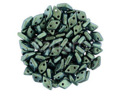 Diamond 6.5x4mm Polychrome - Aqua Teal - 5 g