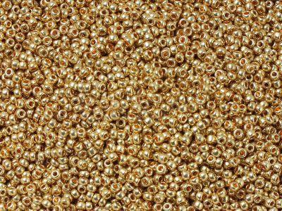 PRECIOSA Rocaille 8o-Galvanized Starlight - 50 g