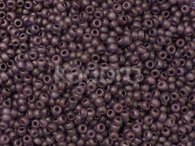 PRECIOSA Rocaille 8o-Matt Purple Taupe - 50 g