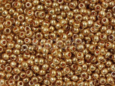 PRECIOSA Rocaille 6o-Apricot Gold - 50 g