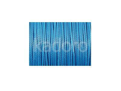 Sznurek lakierowany jasnoniebieski 1 mm  - 3 m