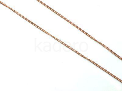 Łańcuch metalowy 2.5 mm kolor starej miedzi - 20 cm