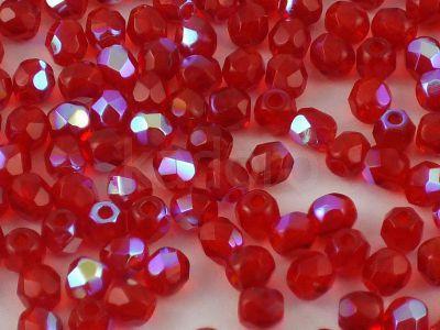 FP 3mm Mid. Siam Ruby AB - 25 g