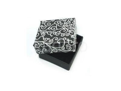 Pudełko esy-floresy małe czarne