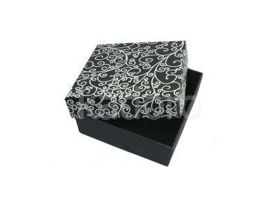 Pudełko esy-floresy duże czarne